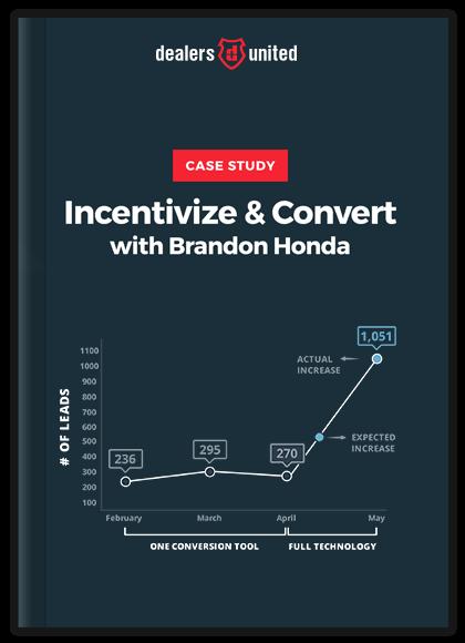 Case Study: How Brandon Honda Quadrupled Their Website Leads Project