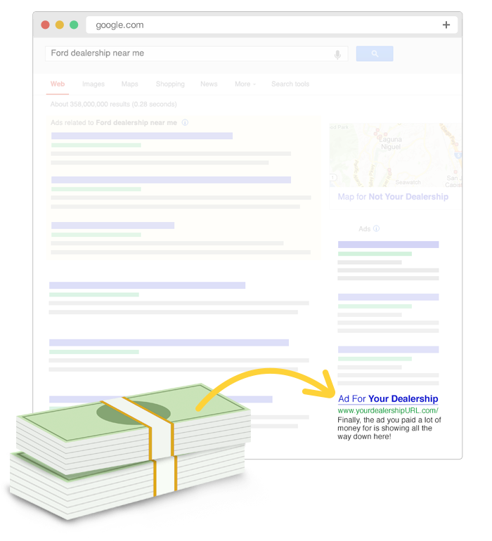 Google AdWords Has Crowded Ad Inventory and Higher CPC