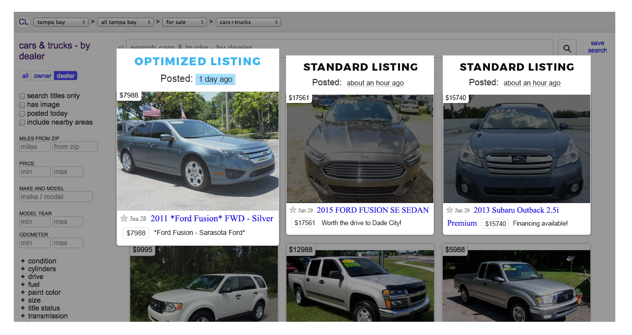 Craigslist Tampa Florida Cars And Trucks By Owner Best Image Of Truck Vrimage Co